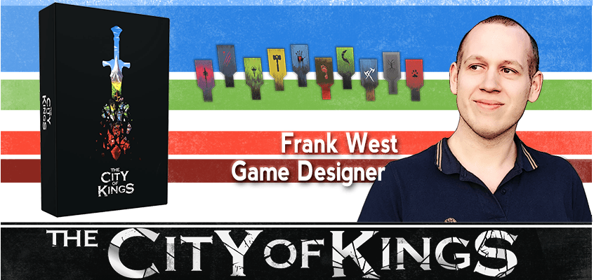 Frank West The City of Kings Interview By Streamlined Gaming