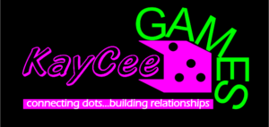 kaycee-games-logo-board-game-design-streamlined-gaming