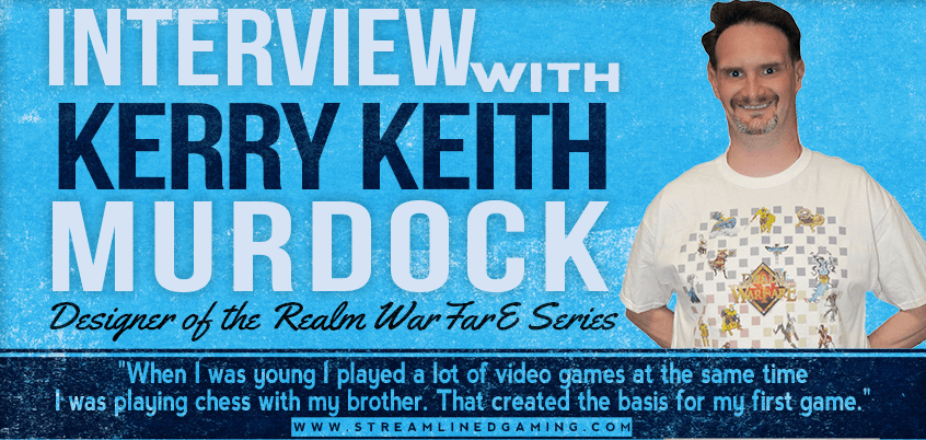 Int. 06: Kerry Keith Murdock – Practice Makes Perfect