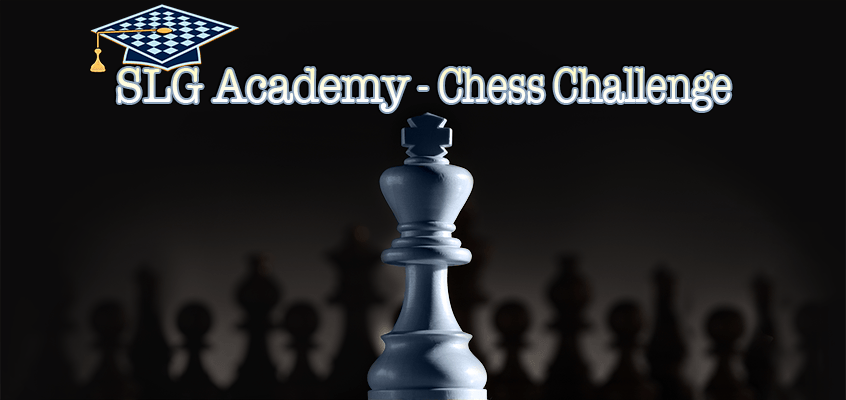 Streamlined Gaming SLG Academy Chess Challenge