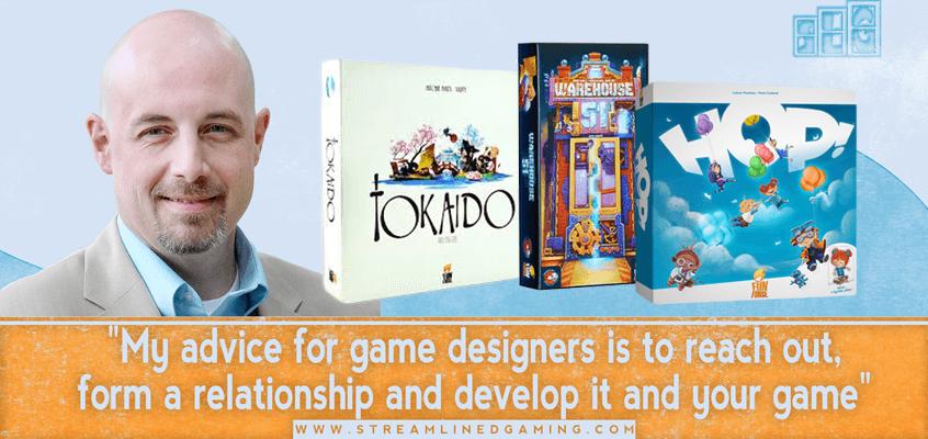 Ep. 09: Scott Morris – President of Passport Game Studios