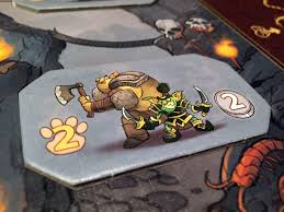 Goblin Card from Treasure Hunter