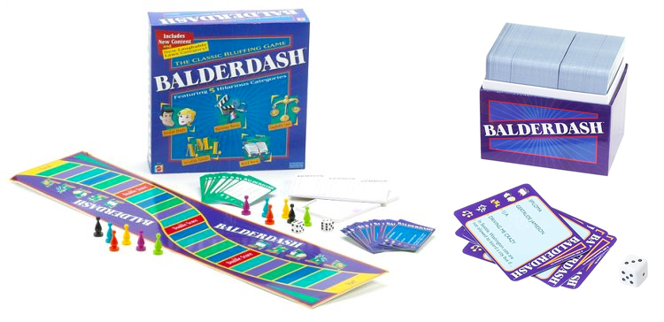 Games Like Jeopardy! Balderdash!