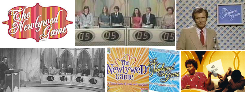 Games Like The Newlywed Game Show Board Game